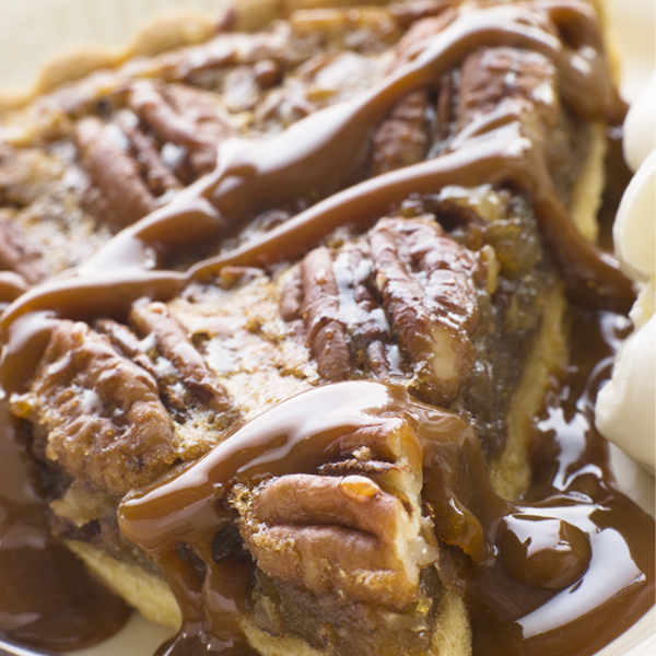 Maple Pecan Pie With Chocolate Recipe