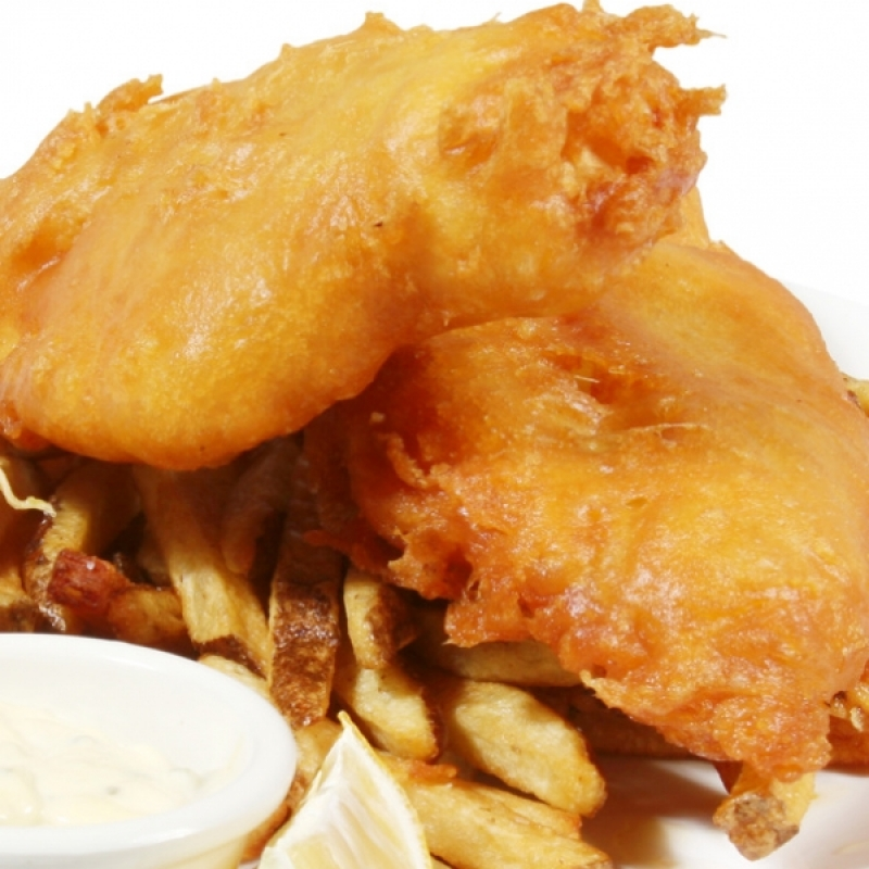 Beer battered fish recipe for Fish batter for deep frying