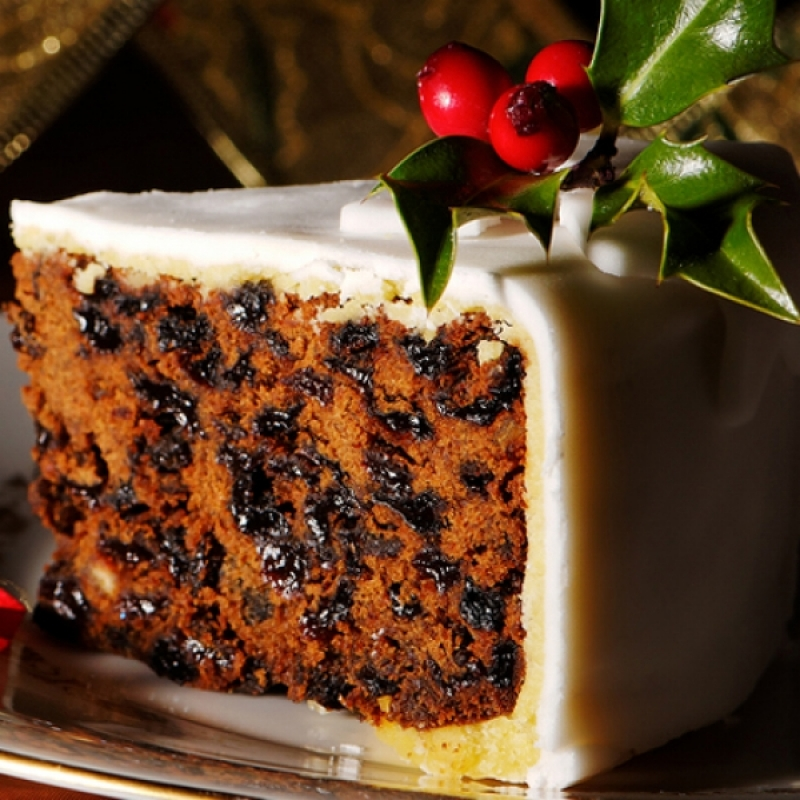 Why More Currants In Christmas Cake