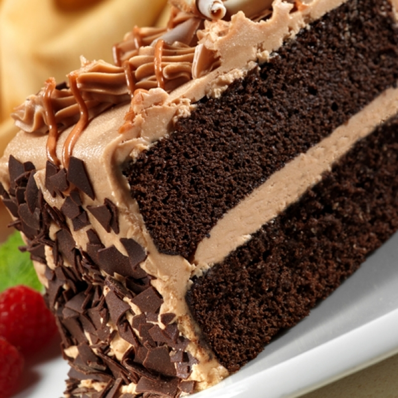 Chocolate Cake With Caramel Frosting Recipe
