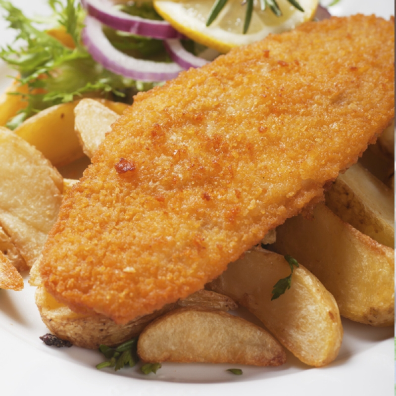 Tiny Kitchen Fish And Chips: Fish And Chips Recipe