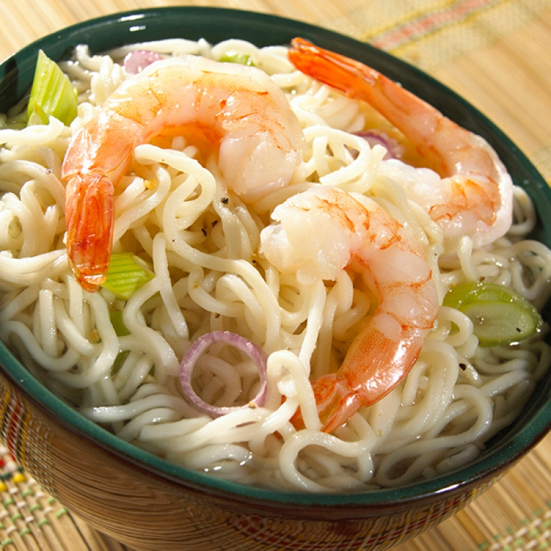 How To Cook Seafood Noodle Soup